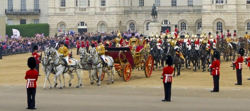 London. Royal Wedding. Prince William and Catherine Duchess of Cambridge.