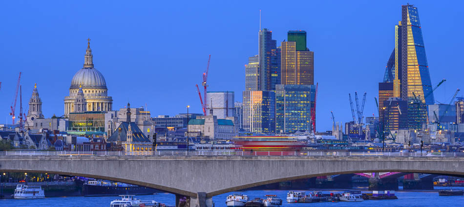 London's ever-changing skyline